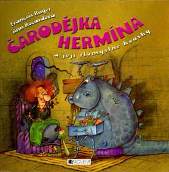 Čarodějka Hermína a její zlomyslné kousky
