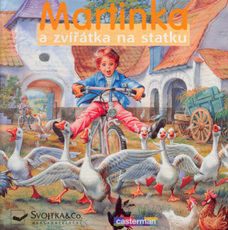 Martinka a zvířátka na statku