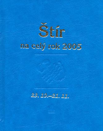 Štír na celý rok 2004