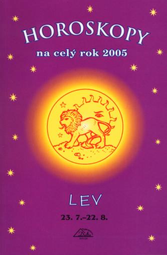 Horoskopy na celý rok 2005 Lev