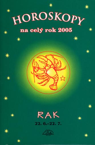 Horoskopy na celý rok 2005 Rak