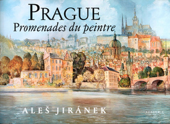 Prague Promenades du peintre