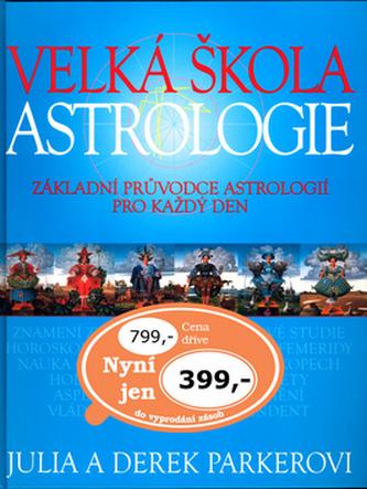 Velká škola astrologie