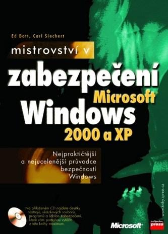 Mistrovství v zabezpečení Microsoft Windows 2000 a XP + CD