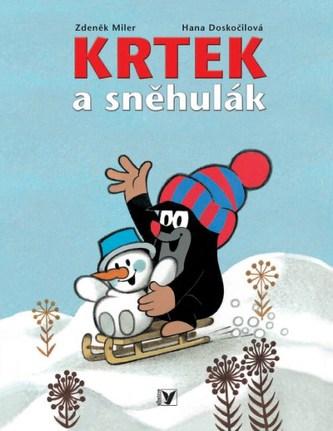 Krtek a sněhulák - Hana Doskočilová; Zdeněk Miler