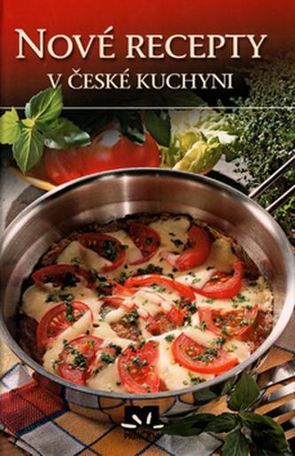 Nové recepty v české kuchyni