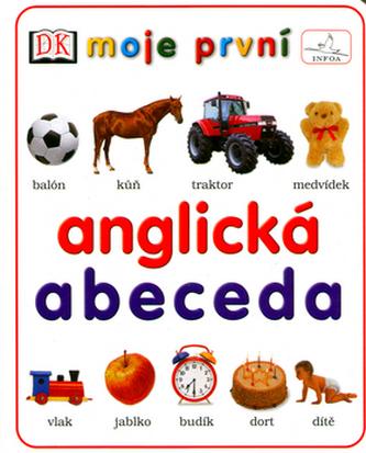 Moje první anglická abeceda