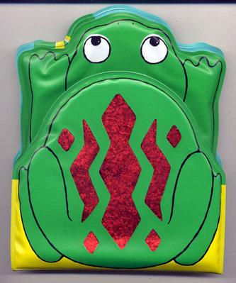 Třpytivá žabka