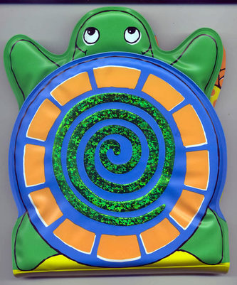 Třpytivá želva
