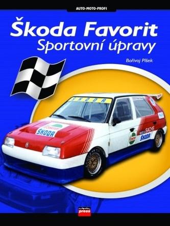 Sportovní úpravy Škoda Favorit