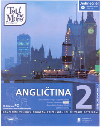 CD ROM Angličtina Tell m.M.2,7