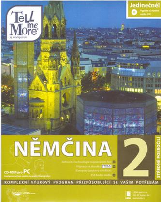 Němčina 2 Tell me More verze 7.0