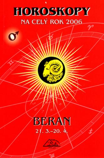 Horoskopy na celý rok 2006 Beran