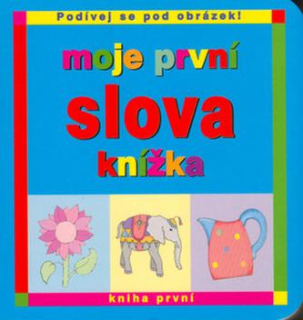Moje první knížka Slova