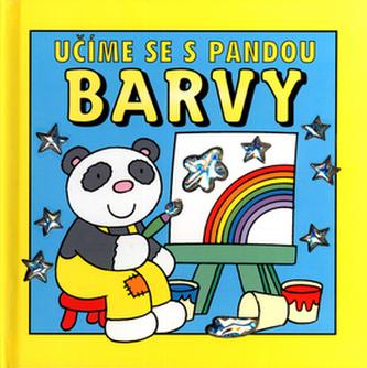 Učíme se s pandou barvy