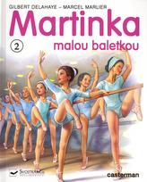 Martinka malou baletkou