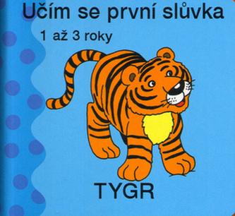 Učíme se první slůvka-Tygr