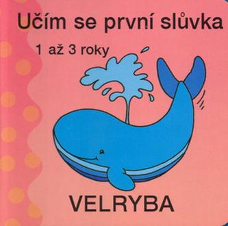 Učíme se první slůvka-Velryba