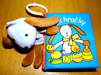 Moje hračky s maňáskem