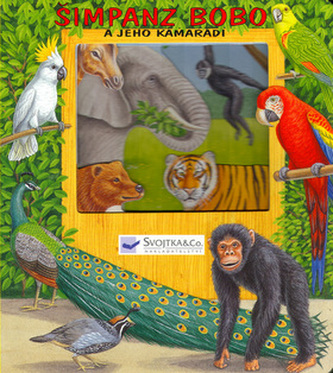 Šimpanz bobo a jeho kamarádi