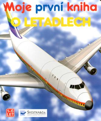 Moje první kniha o letadlech