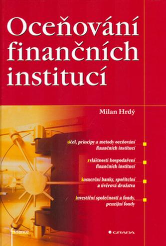 Oceňování finančních institucí