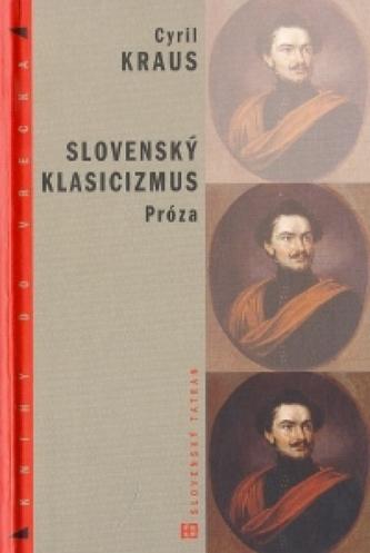Slovenský klasicizmus - Próza
