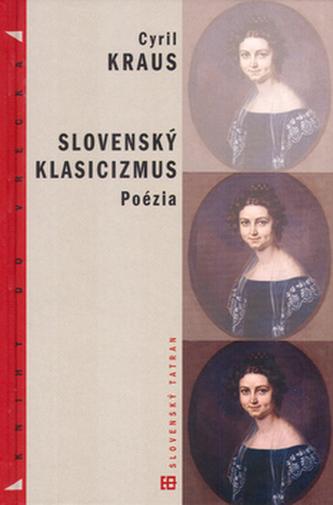 Slovenský klasicizmus Poézia