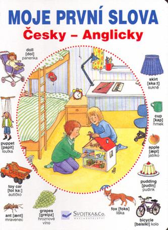 Moje první slova česky-anglicky