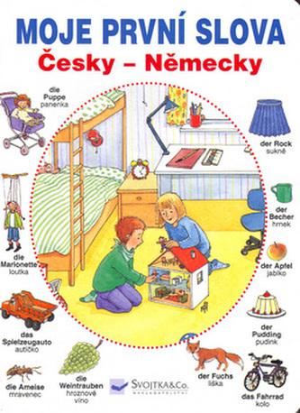 Moje první slova česky-německy