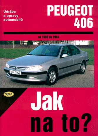Peugeot 406 od 1996 do 2004 - P. T. Gill