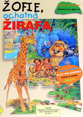 Žofie, ochotná žirafa