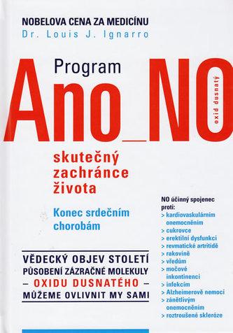 Program Ano NO skutečný zachránce života - Louis J. Ignarro