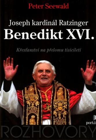 Joseph kardinál Ratzinger Benedikt XVI.