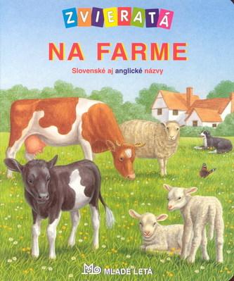 Zvieratá na farme-Slovenské aj anglické názvy