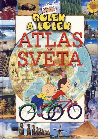 Bolek a Lolek Atlas světa