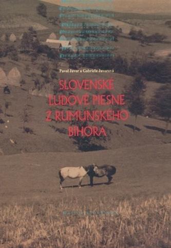 Slovenské žudové piesne z rumunského Bihora