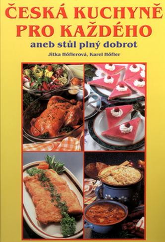 Česká kuchyně pro každého