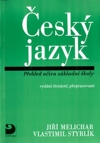 Český jazyk - Jiří Melichar