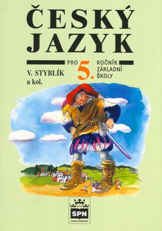 Český jazyk pro 5. ročník základních škol