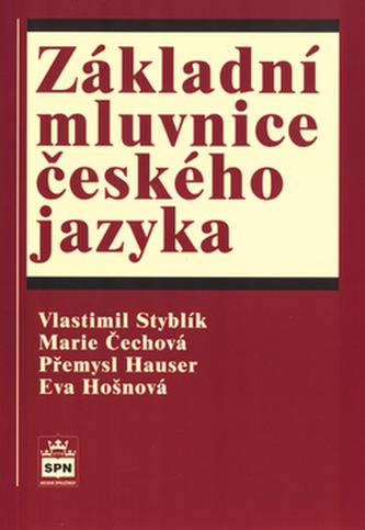 Základní mluvnice českého jazyka