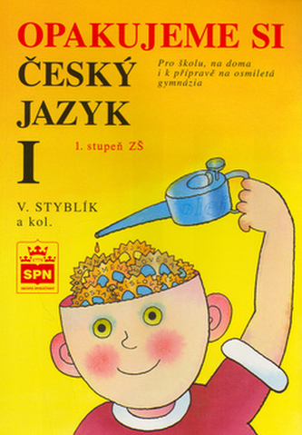 Opakujeme si český jazyk I - Náhled učebnice