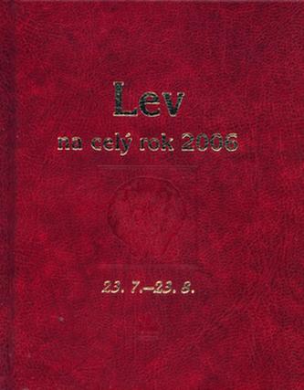 Horoskopy na celý rok 2006 Lev