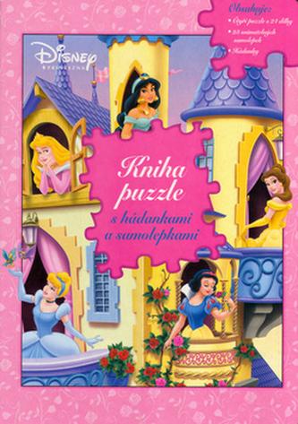 Kniha puzzle