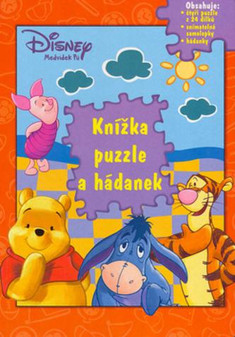 Knížka puzzle a hádanek