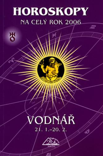 Horoskopy na celý rok 2006 Vodnář