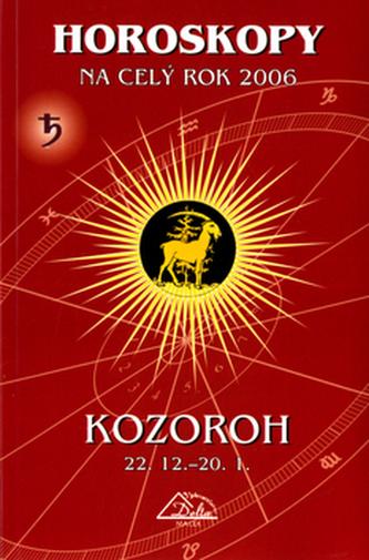 Horoskopy na celý rok 2006 Kozoroh