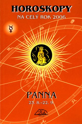 Horoskopy na celý rok 2006 Panna