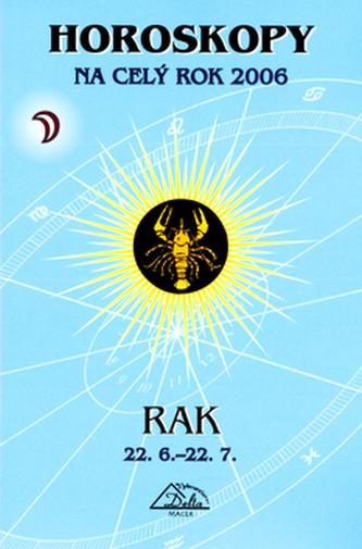 Horoskopy na celý rok 2006 Rak
