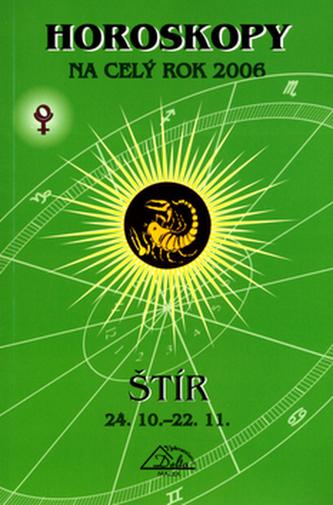 Horoskopy na celý rok 2006 Štír